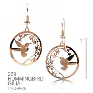 Wild Bryde Hummingbird Gilia Earrings