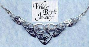 Wild Bryde Petite Hummingbird Necklace 18