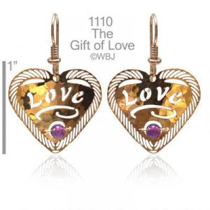Wild Bryde Gift of Love with Amethyst