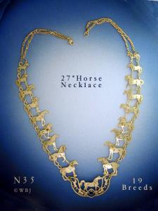 Horse Necklace 27