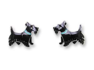 Zarlite Scottish Terrier Earrings