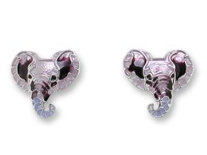 Zarlite Baby Elephant Earrings
