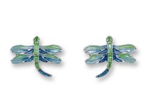 Zarlite Dragonfly Post Earrings